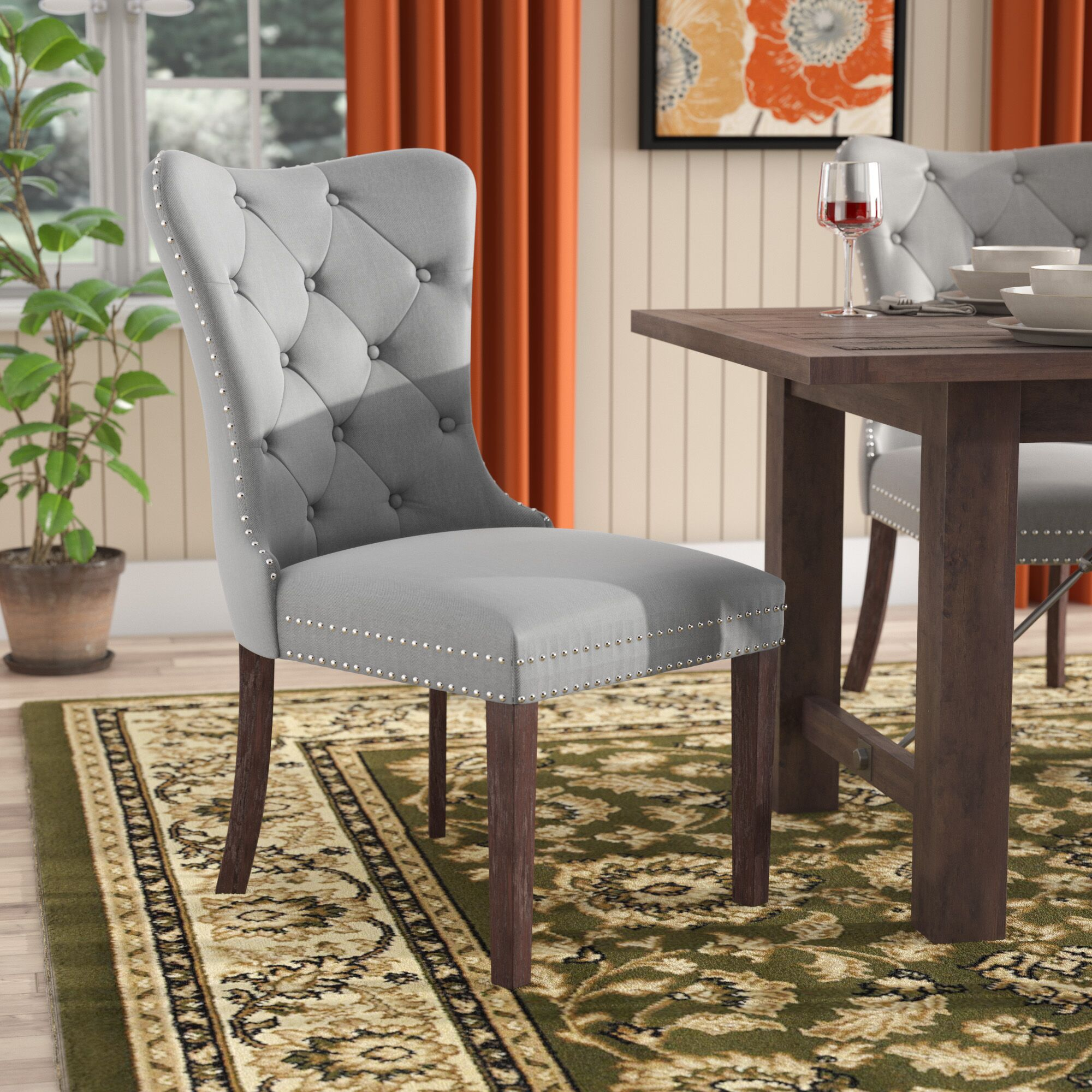 Ratchford Upholstered Dining Chair