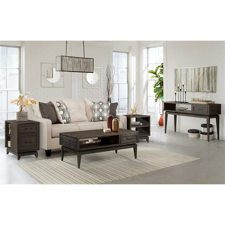 Workman Coffee Table Color: Umber