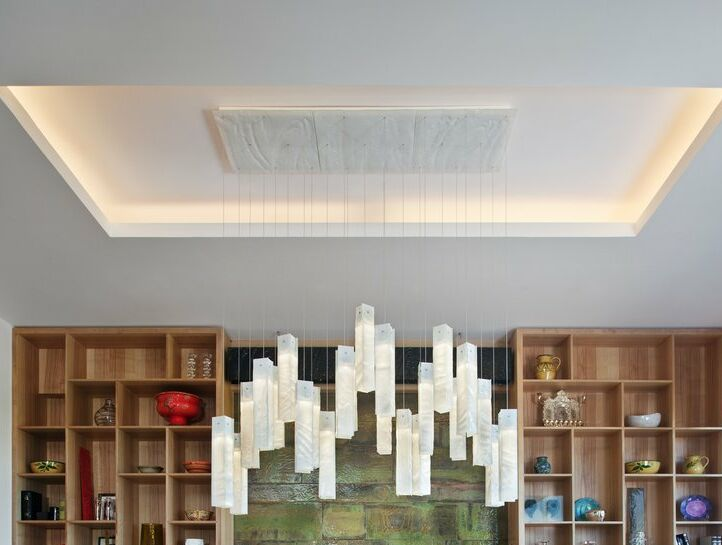 Segrest 26-Light Cluster Pendant
