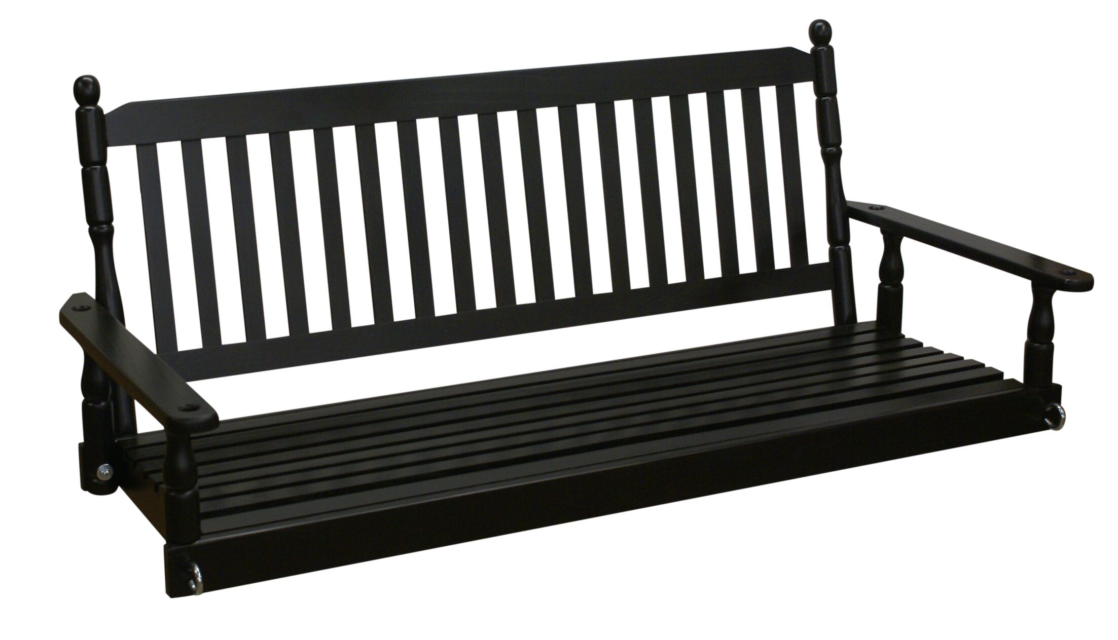 Huseby Porch Swing Size: 25.5