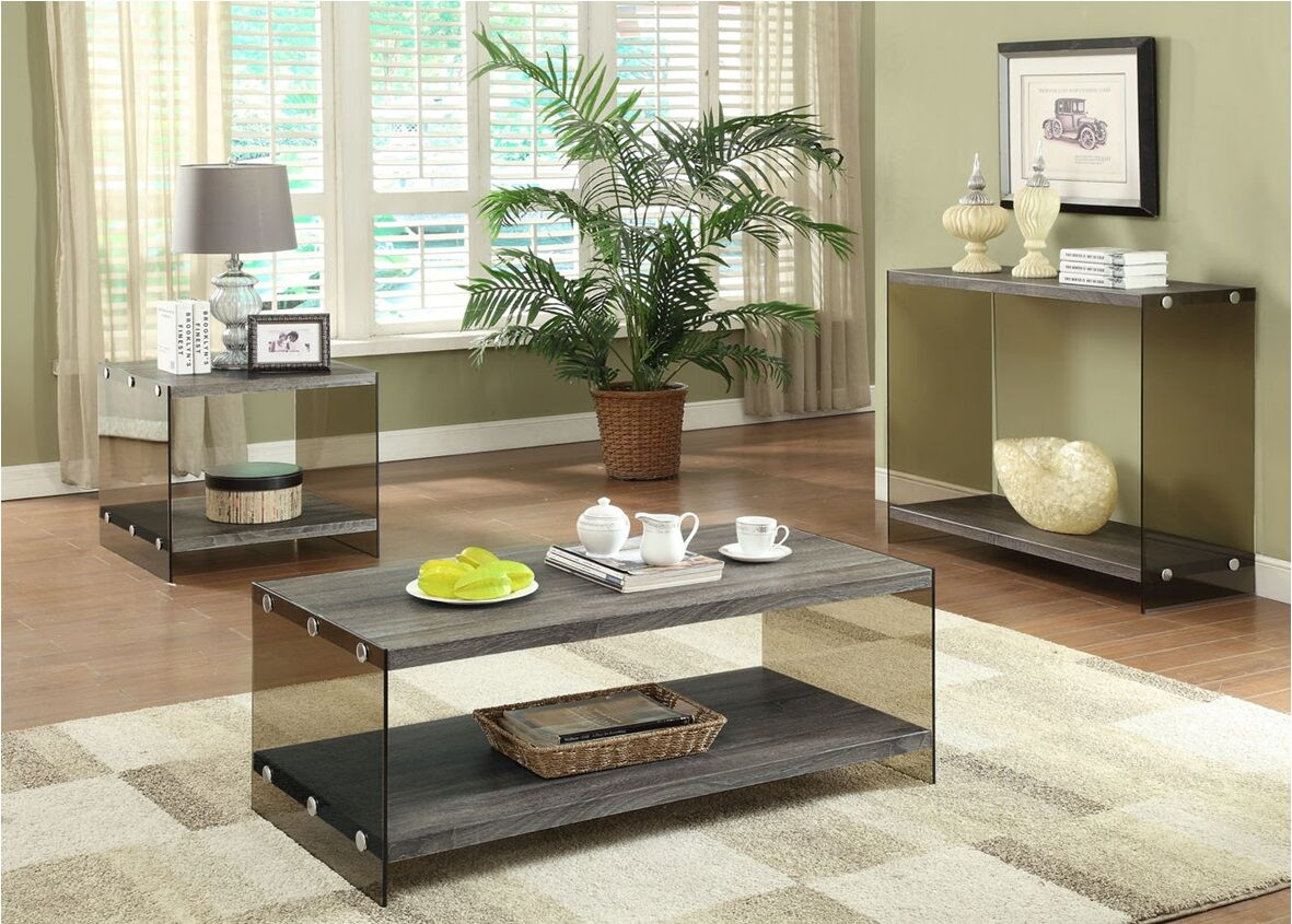 Stehle 3 Piece Coffee Table Set