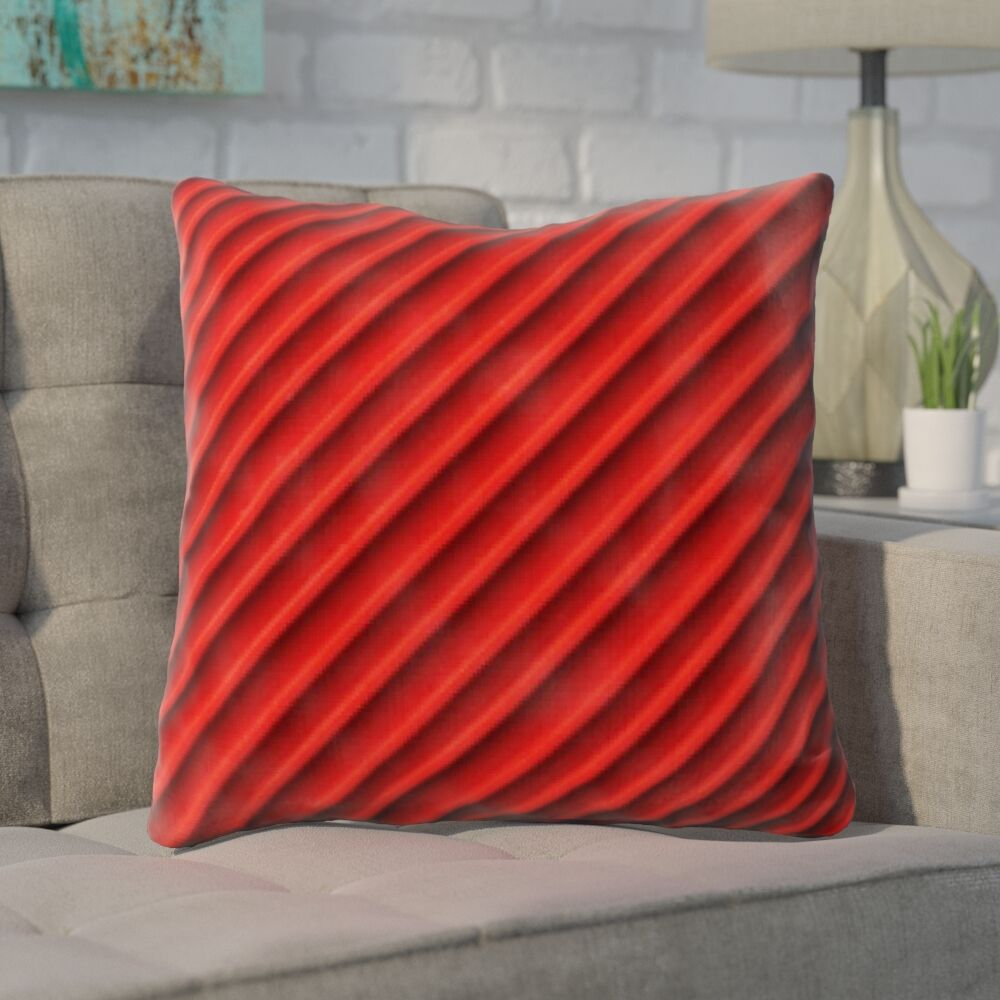 Gurley Lines Throw Pillow