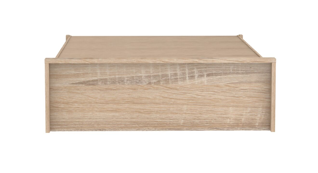 Cowell Storage Platform Bed Color: Natural, Size: Full