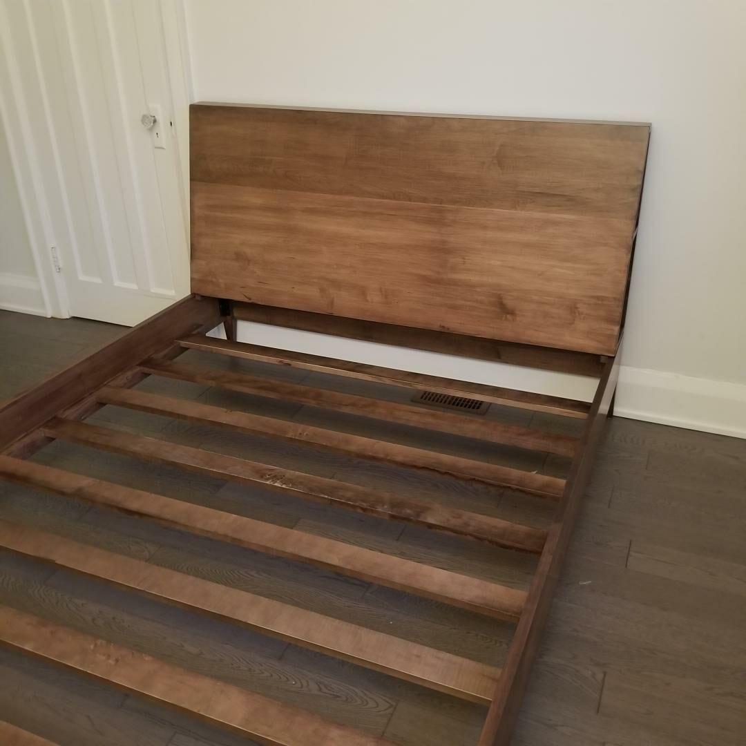 Deborah Queen Storage Panel Bed