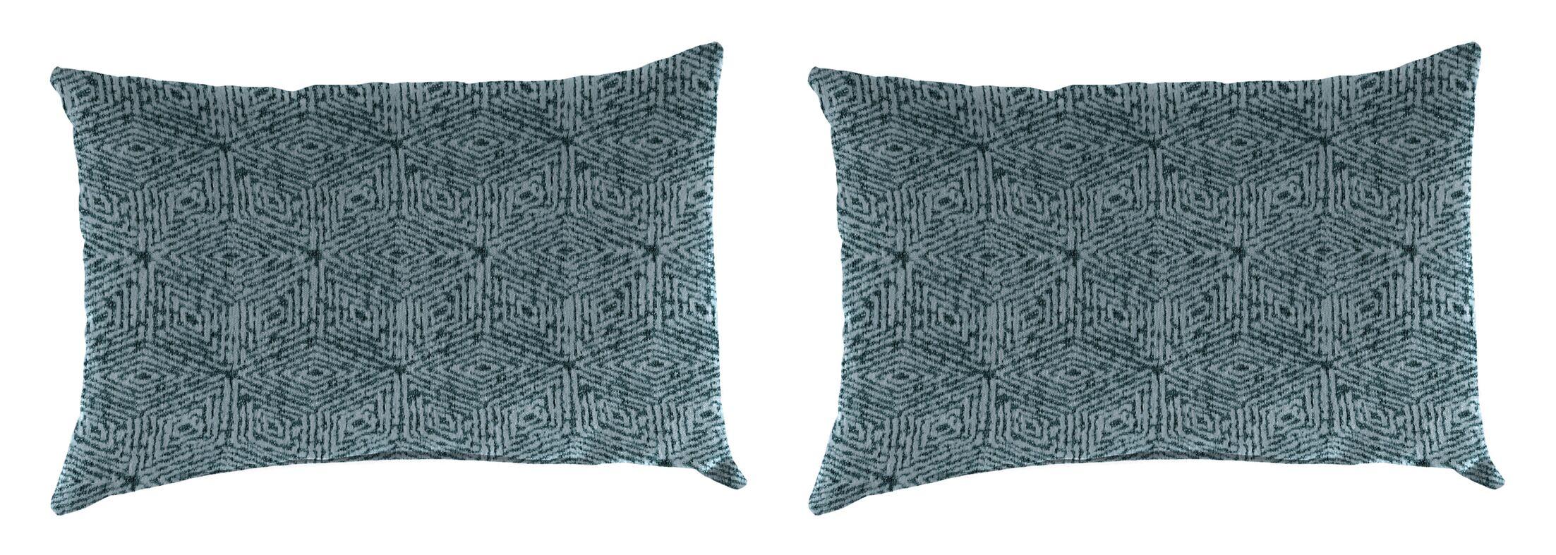 Manfredi Indoor/Outdoor Lumbar Pillow