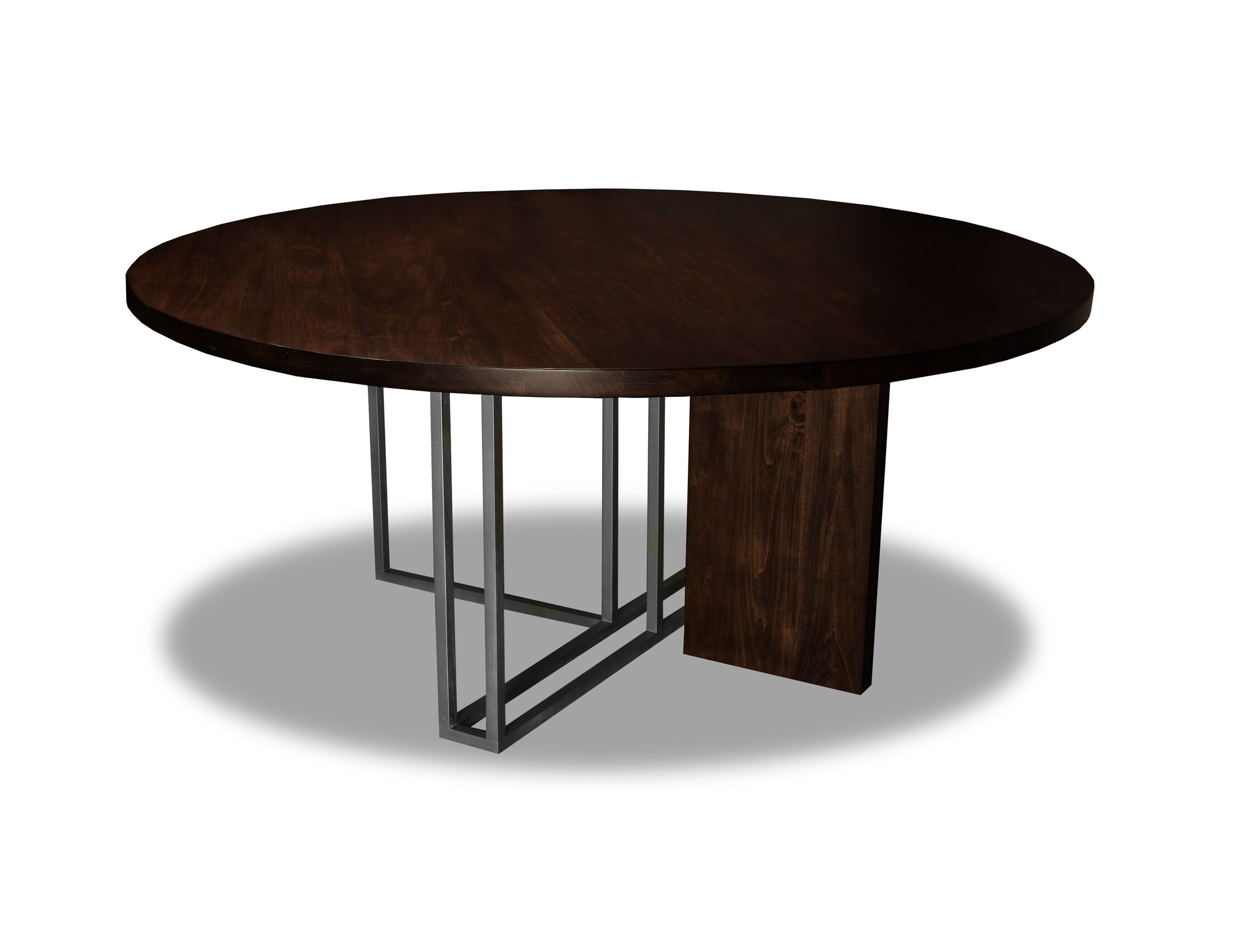 Macdougal Dining Table Color: Cognac, Size: 30
