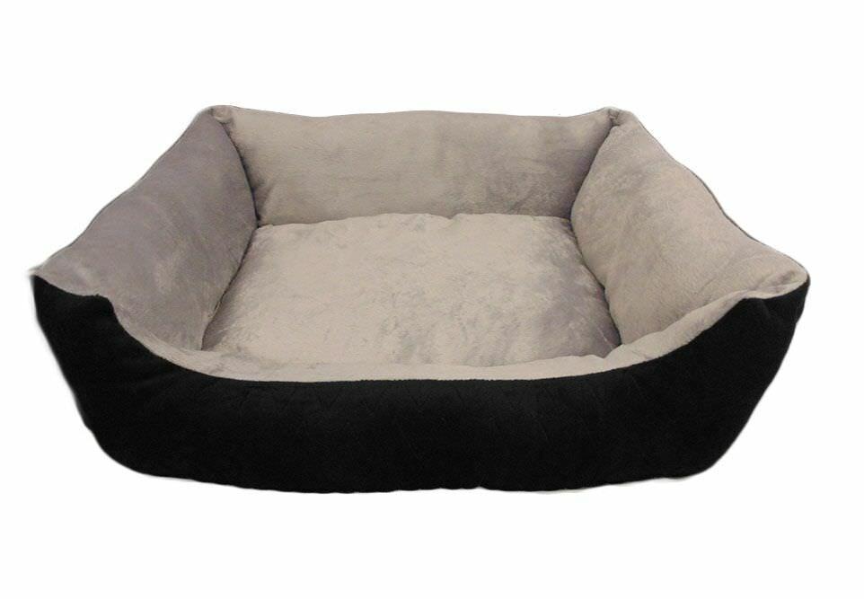Eco Friendly Extra Plush Soft Dog Bolster Size: Large (32