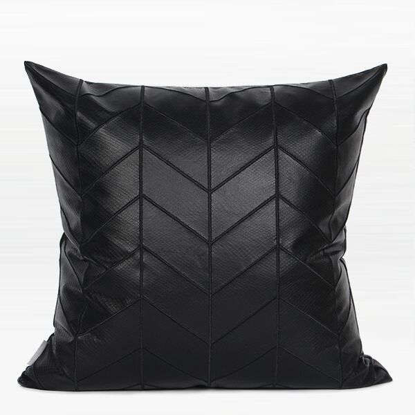 Hellman Chevron Pattern Pillow Fill Material: Down/Feather, Product Type: Throw Pillow