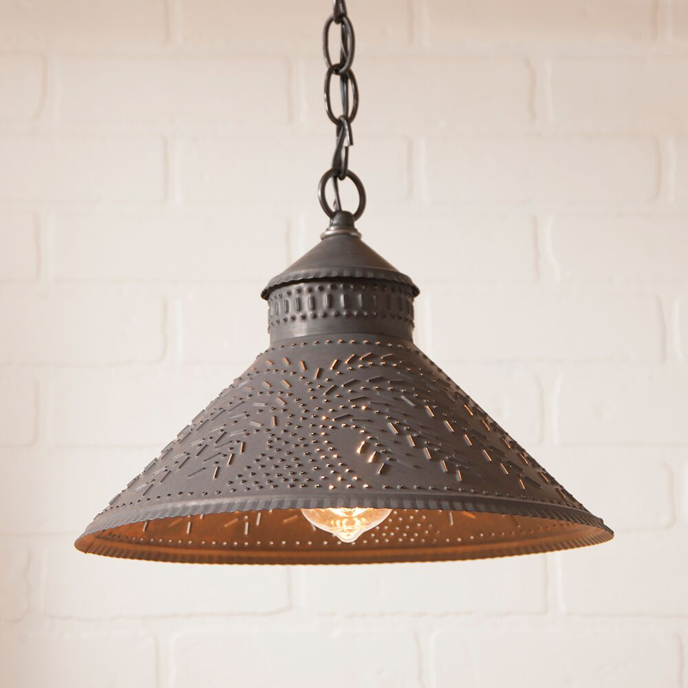 Wentworth Mansion Willow 1-Light Cone Pendant