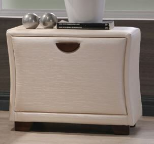 Lyra 1 Drawer Nightstand
