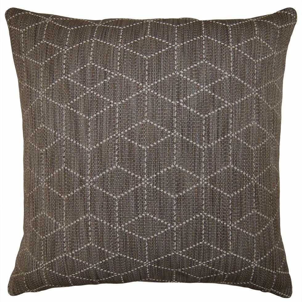 Monarch Hex Pillow Size: 12