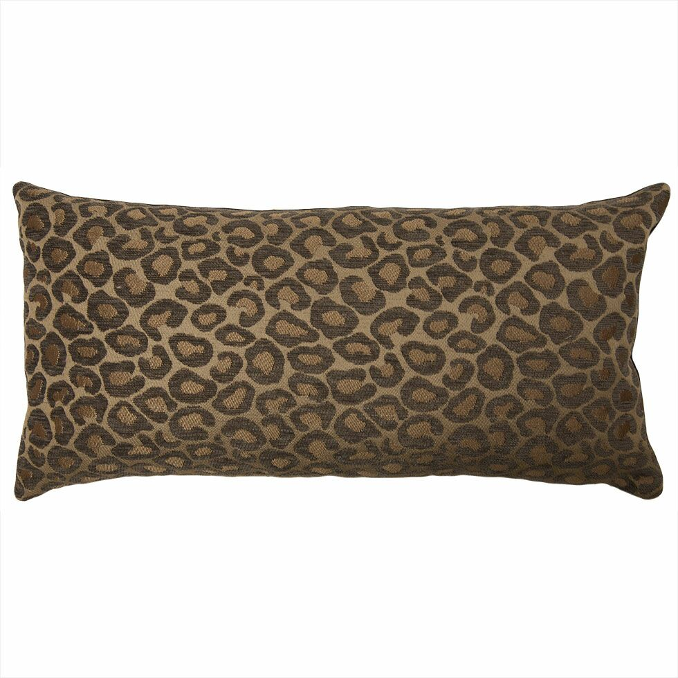Baron Cheetah Pillow Size: 22