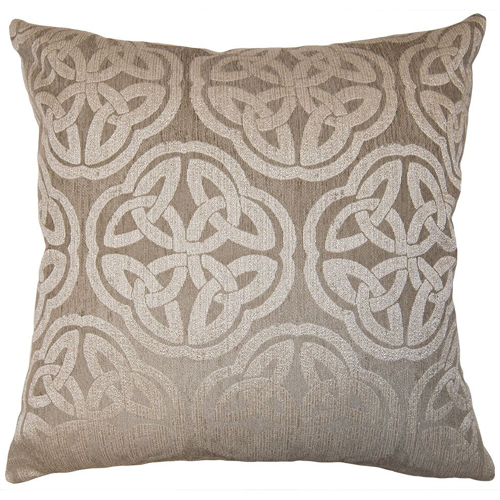 Bruma Medallion Pillow Size: 24