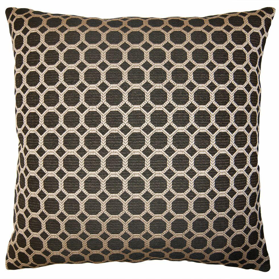 Bengal Mosaic Pillow Size: 24