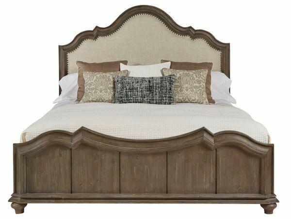 Altizer Upholstered Panel Bed Size: King
