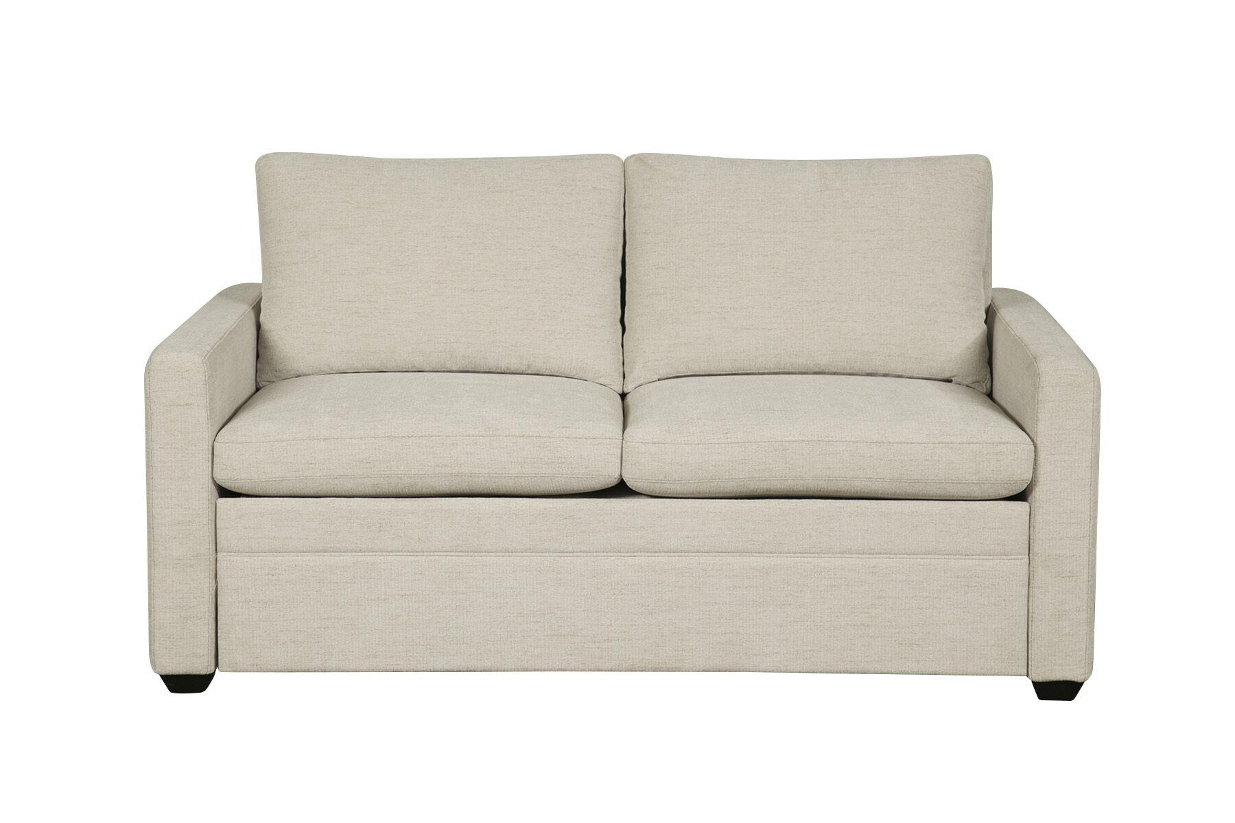 Regent Sleeper Sofa Upholstery: Charcoal, Mattress Type: Twin Chair