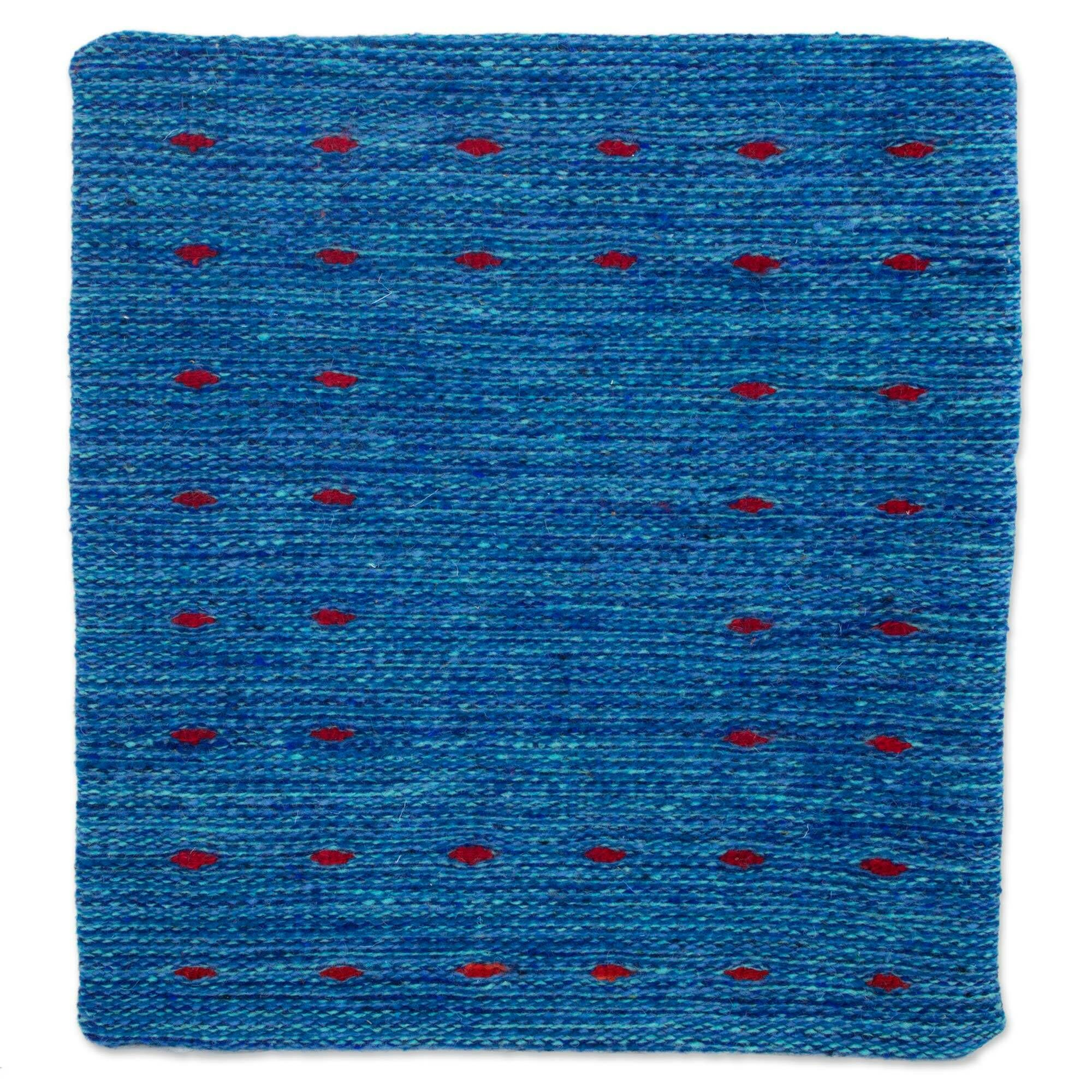 Masse Sky Of Oaxaca Wool Pillow Cover
