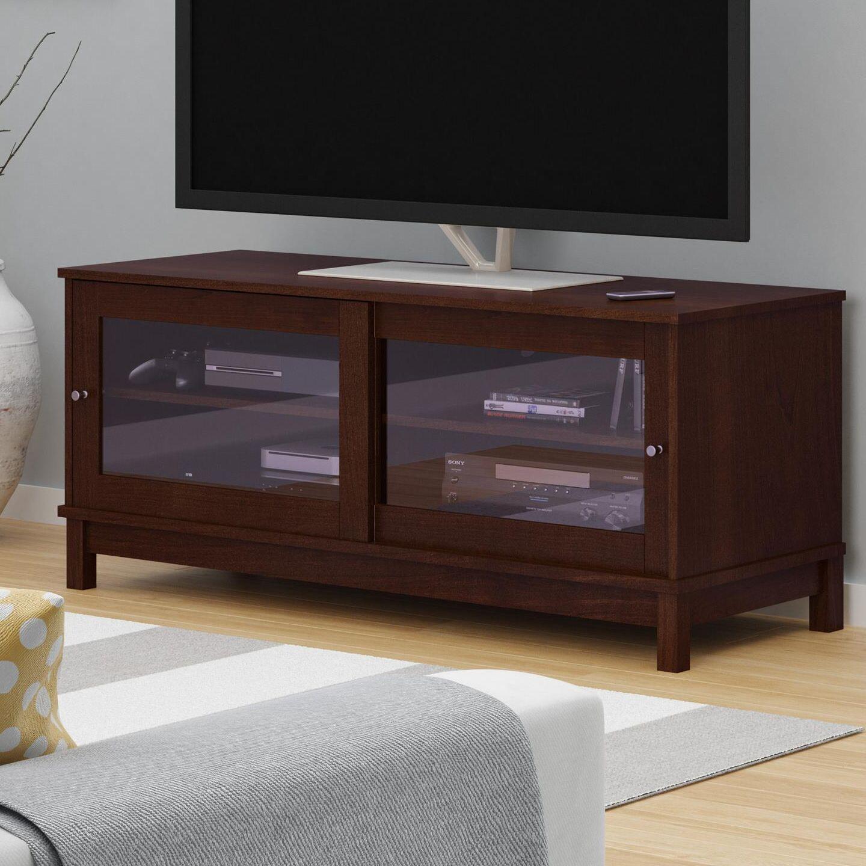 Kaczor 50'' TV Stand Color: Espresso
