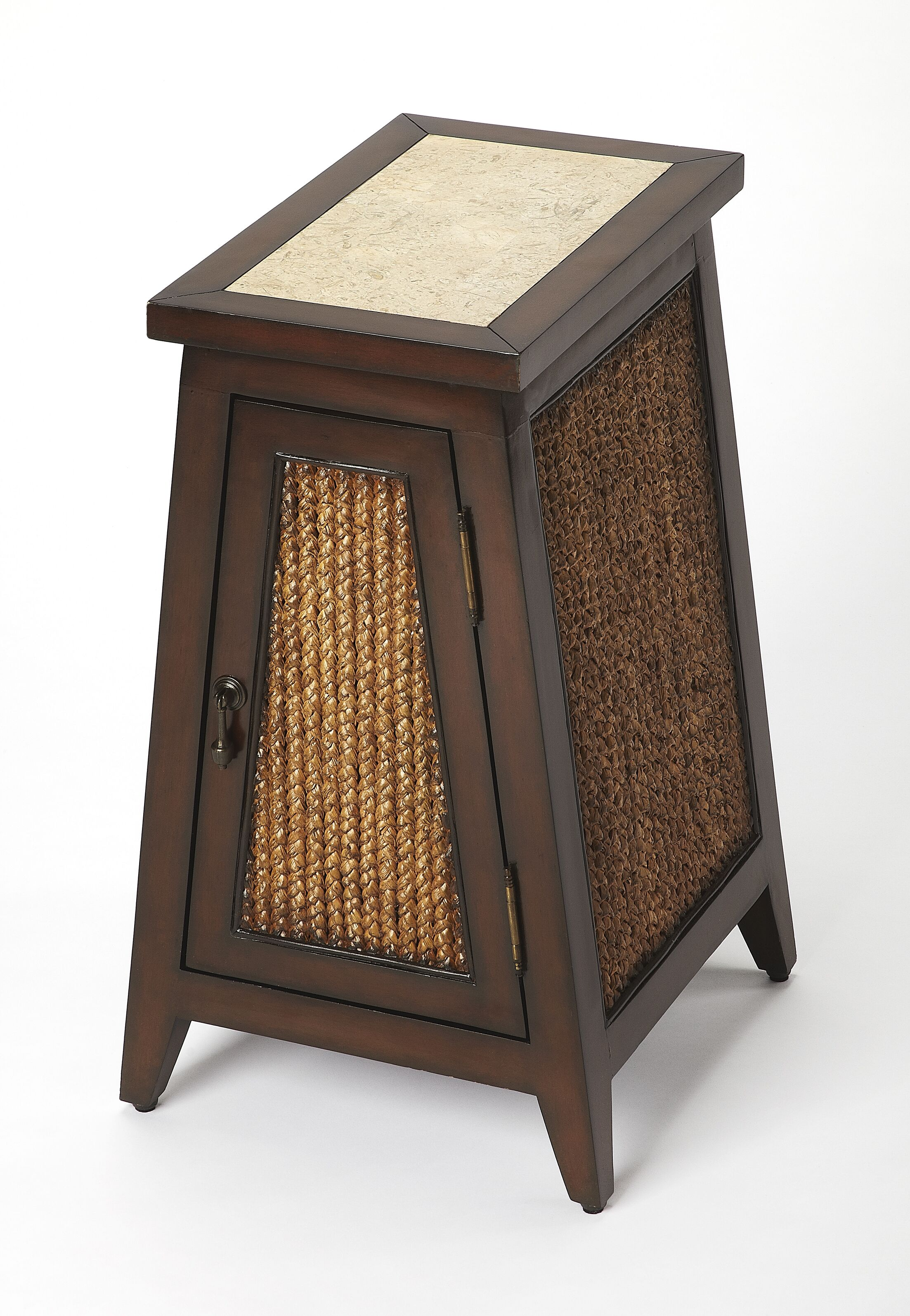 Wycombe Rustic End Table