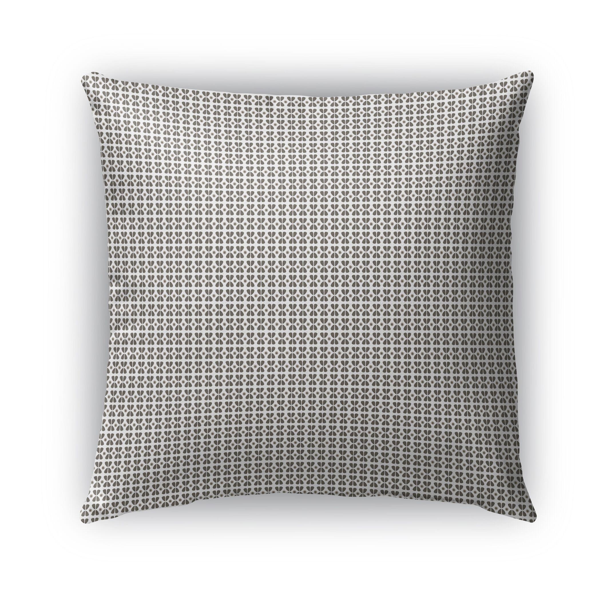 Stickler Indoor/Outdoor Pillow Size: 26