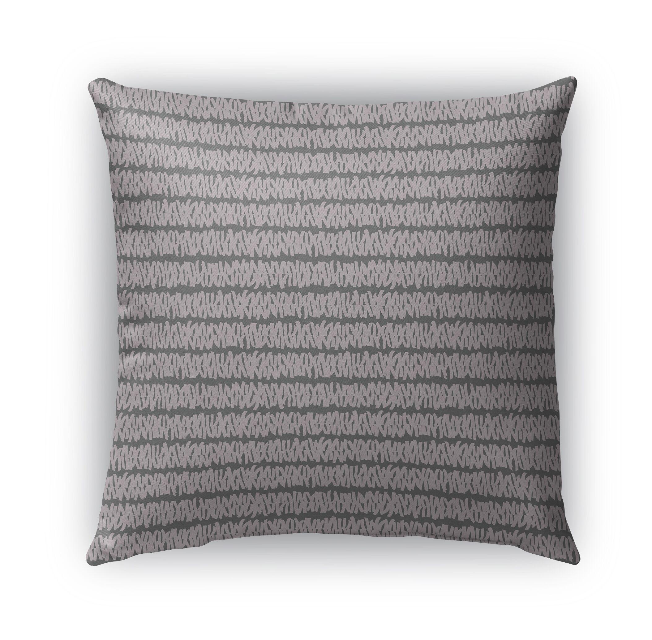 Leakey Indoor/Outdoor Pillow Size: 26