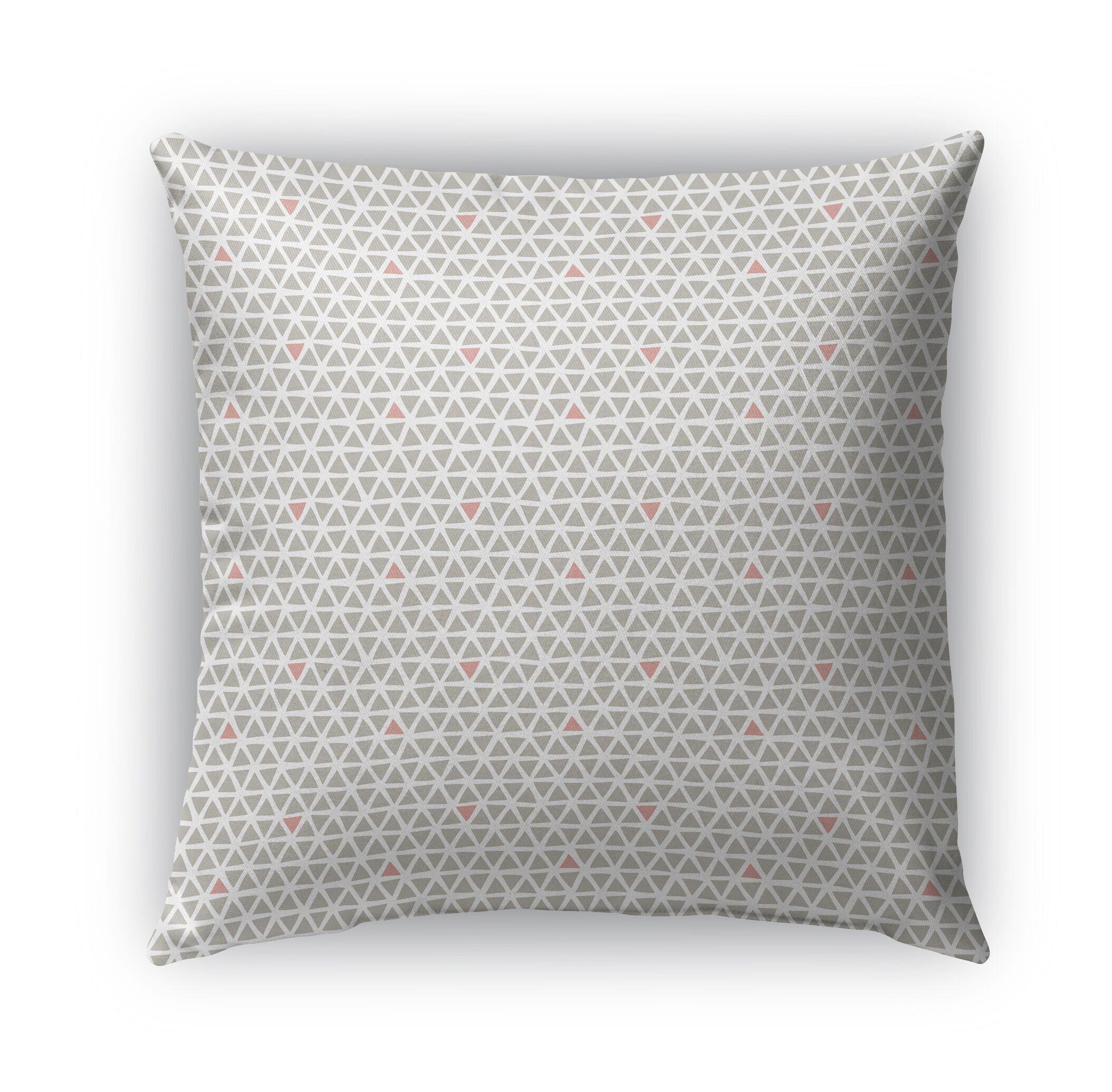 Shante Indoor/Outdoor Pillow Size: 26