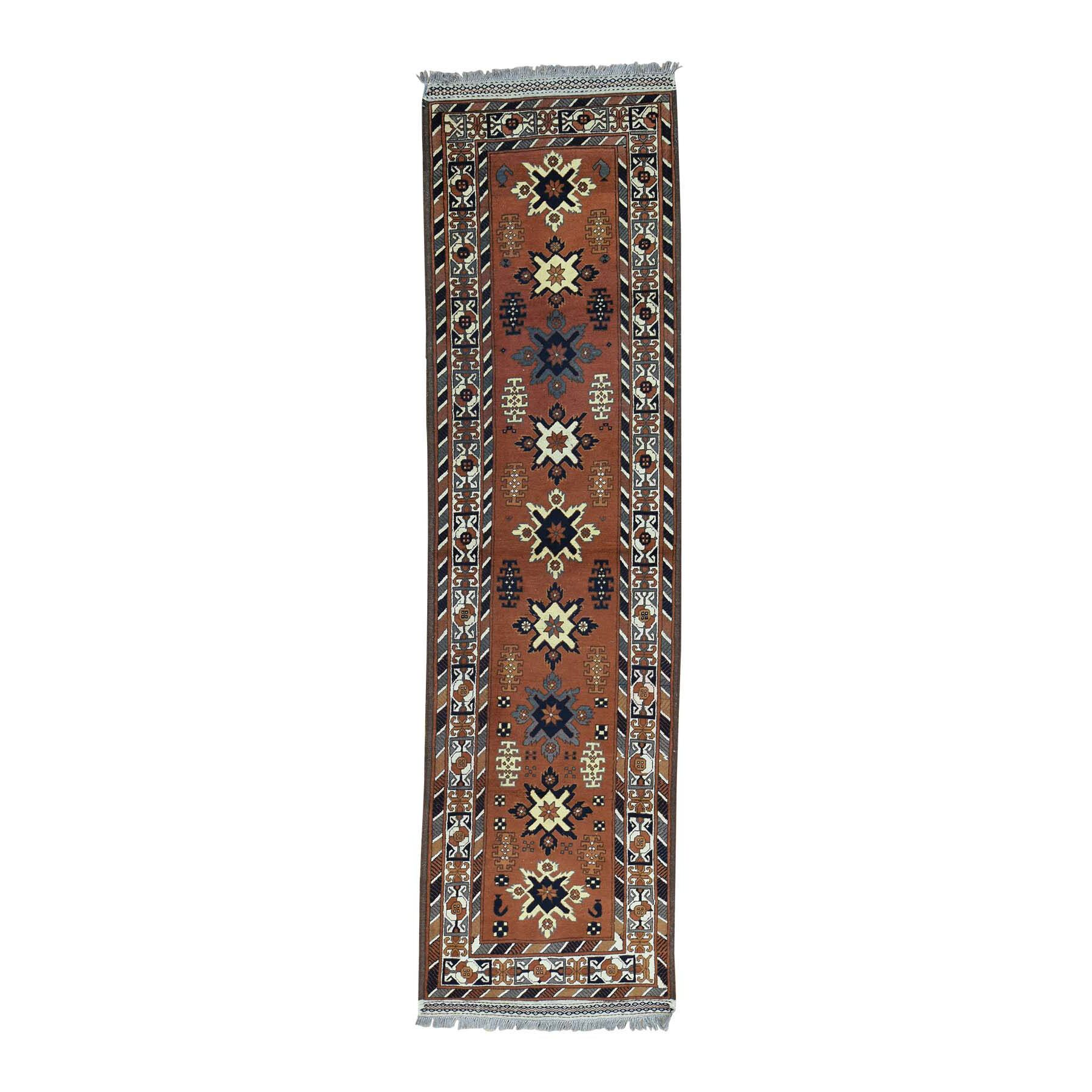One-of-a-Kind Tilomar Hand-Knotted Brown Area Rug
