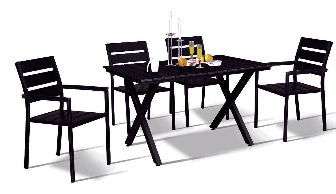 Gallant Modern Contemporary 5 Piece Dining Set