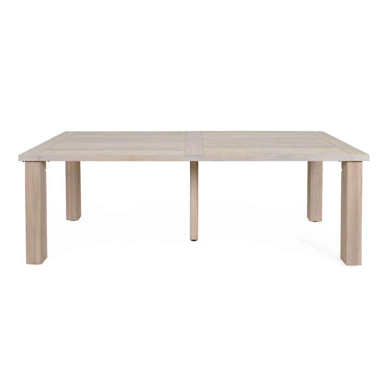 Oak Crest Teak Dining Table