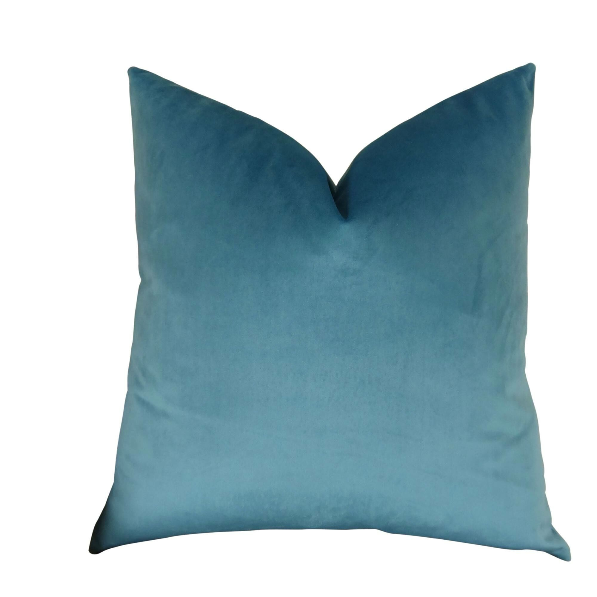 Kimsey Solid Luxury Pillow Size: 26