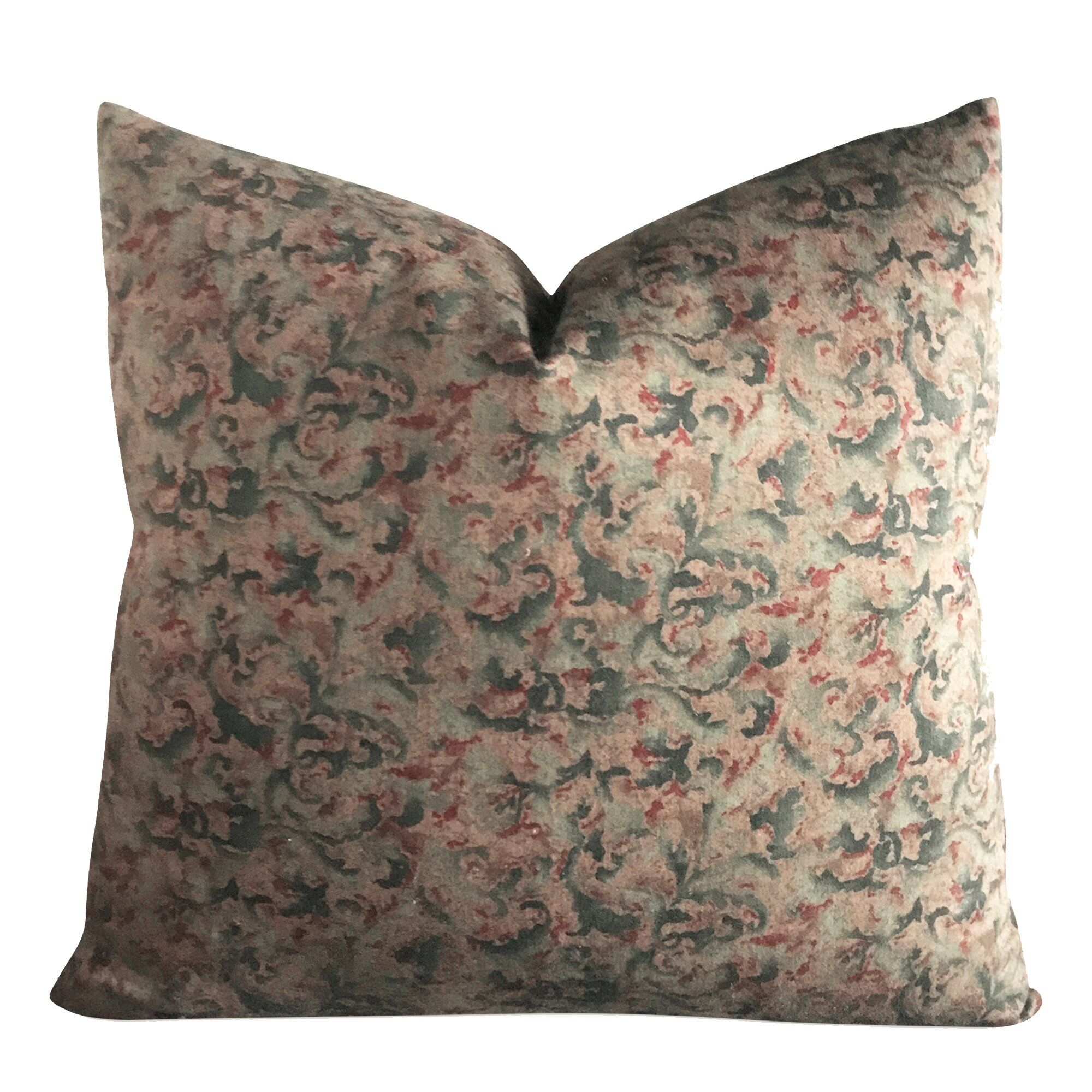 Chairez Fall Colorblend Artistic Decorative Pillow Cover