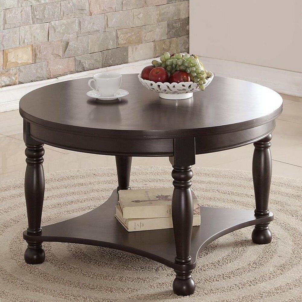 Glane Coffee Table Color: Espresso