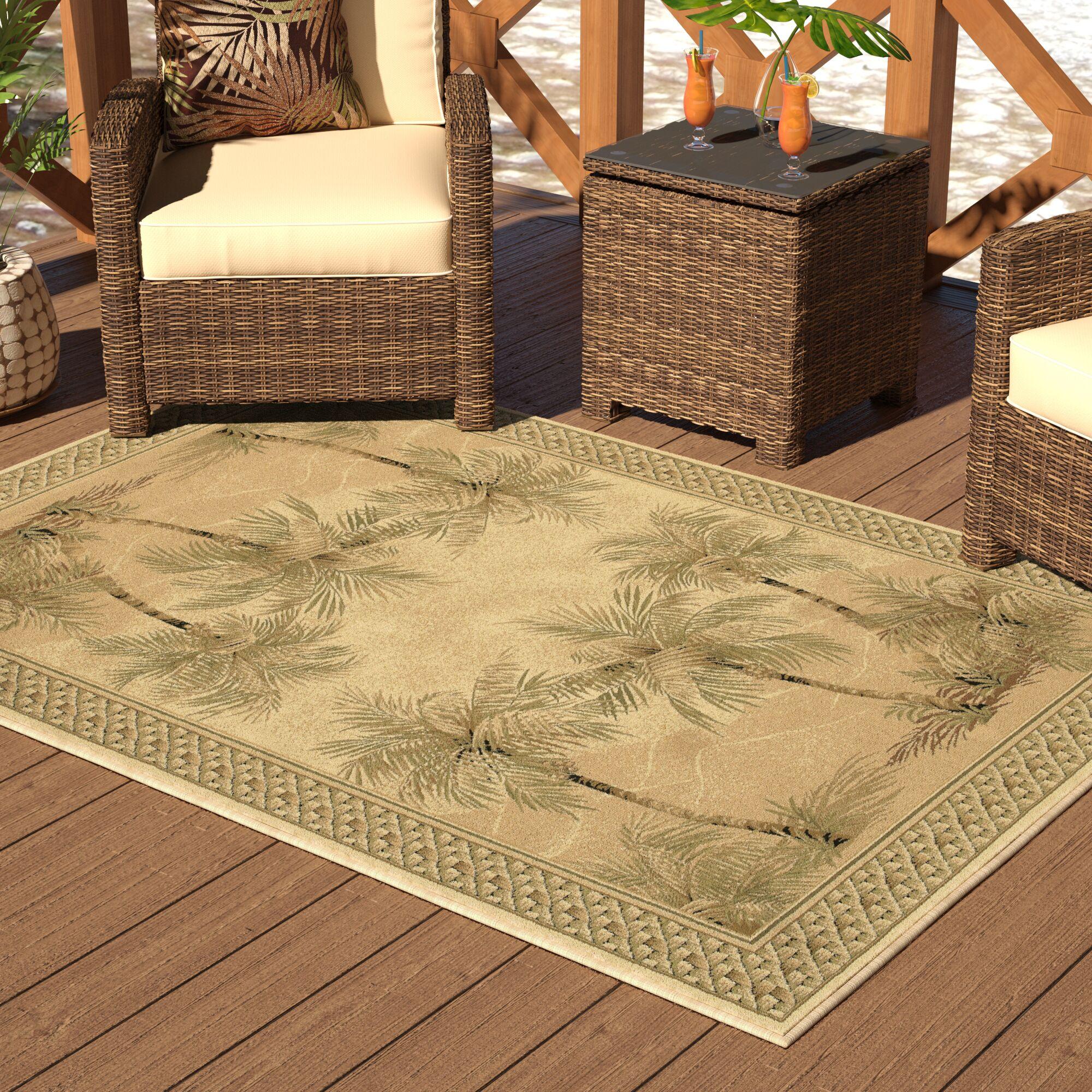 Alexandra Desert Sand Area Rug Rug Size: Rectangle 5'3