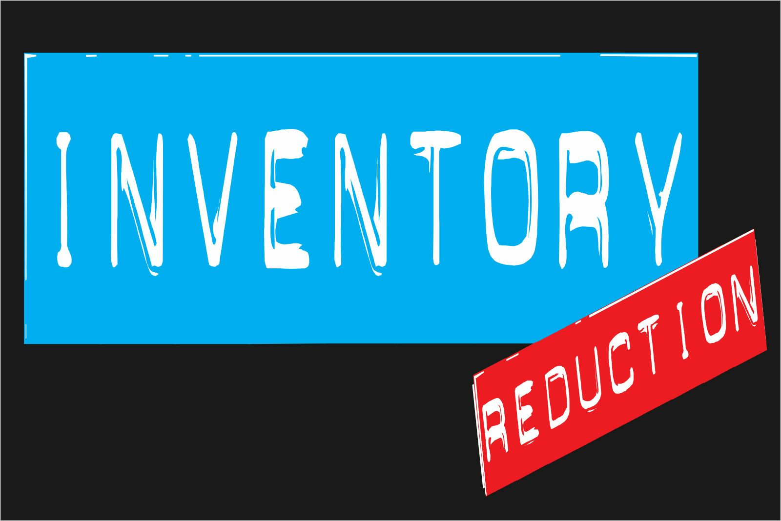 Inventory Reduction Banner Size: 24