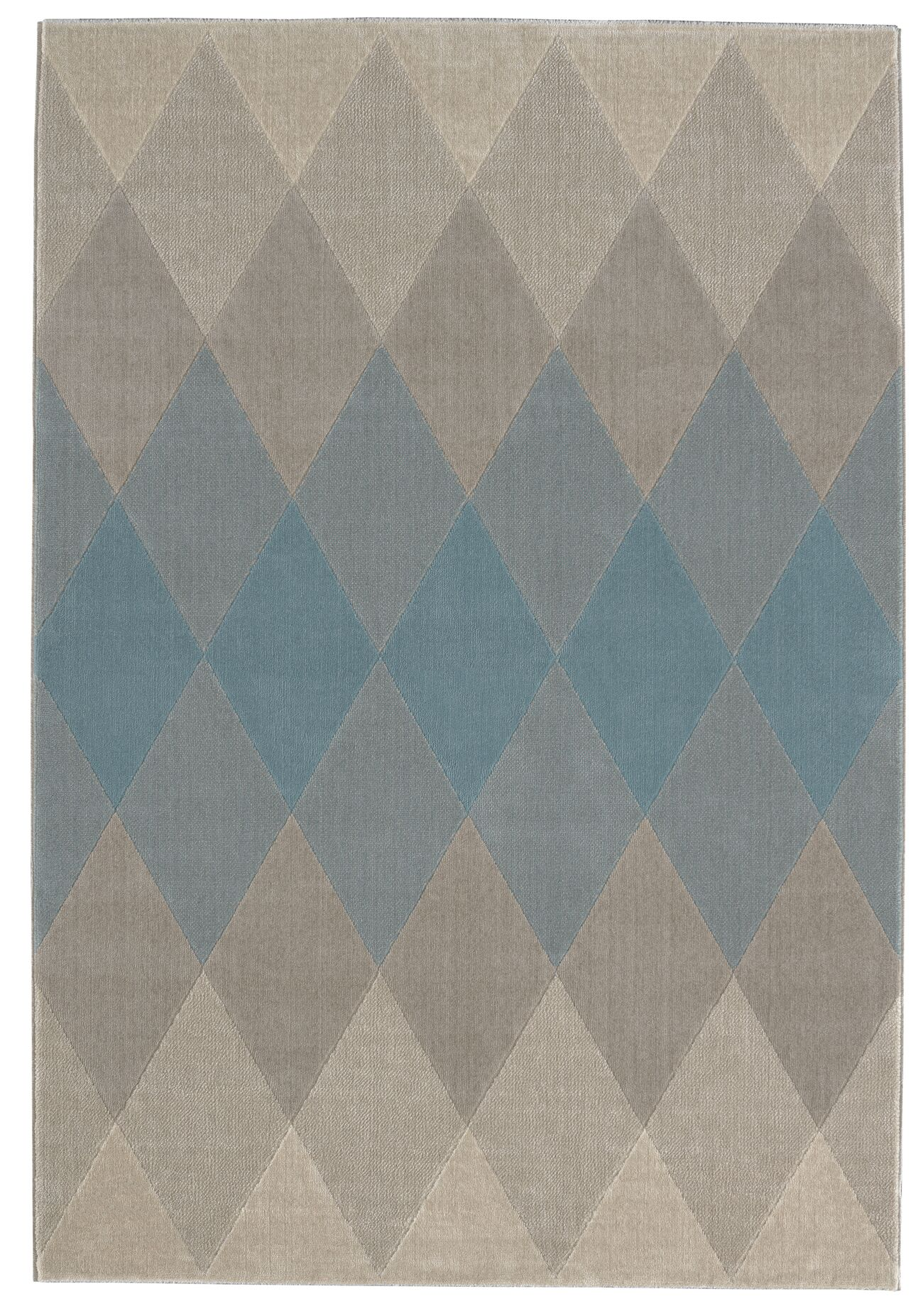 Cullinan Blue Area Rug Rug Size: Rectangle 7'10