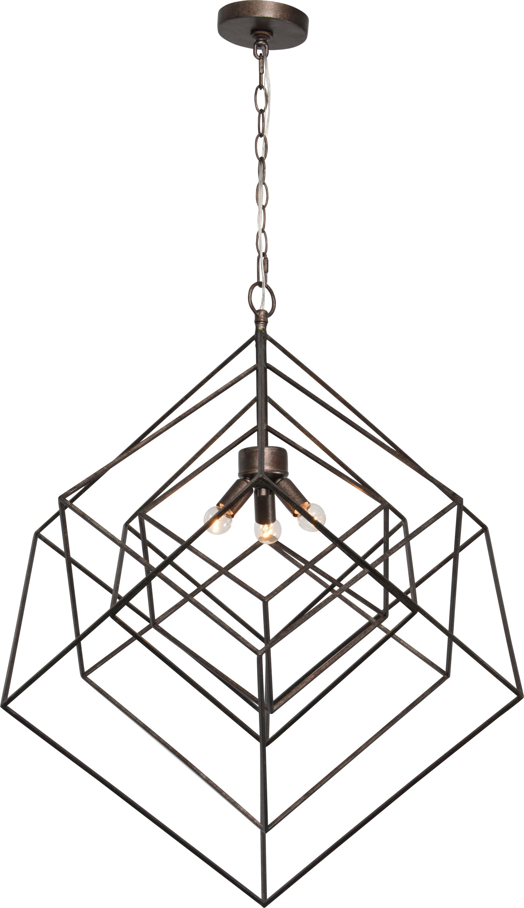 Trace 3-Light Pendant