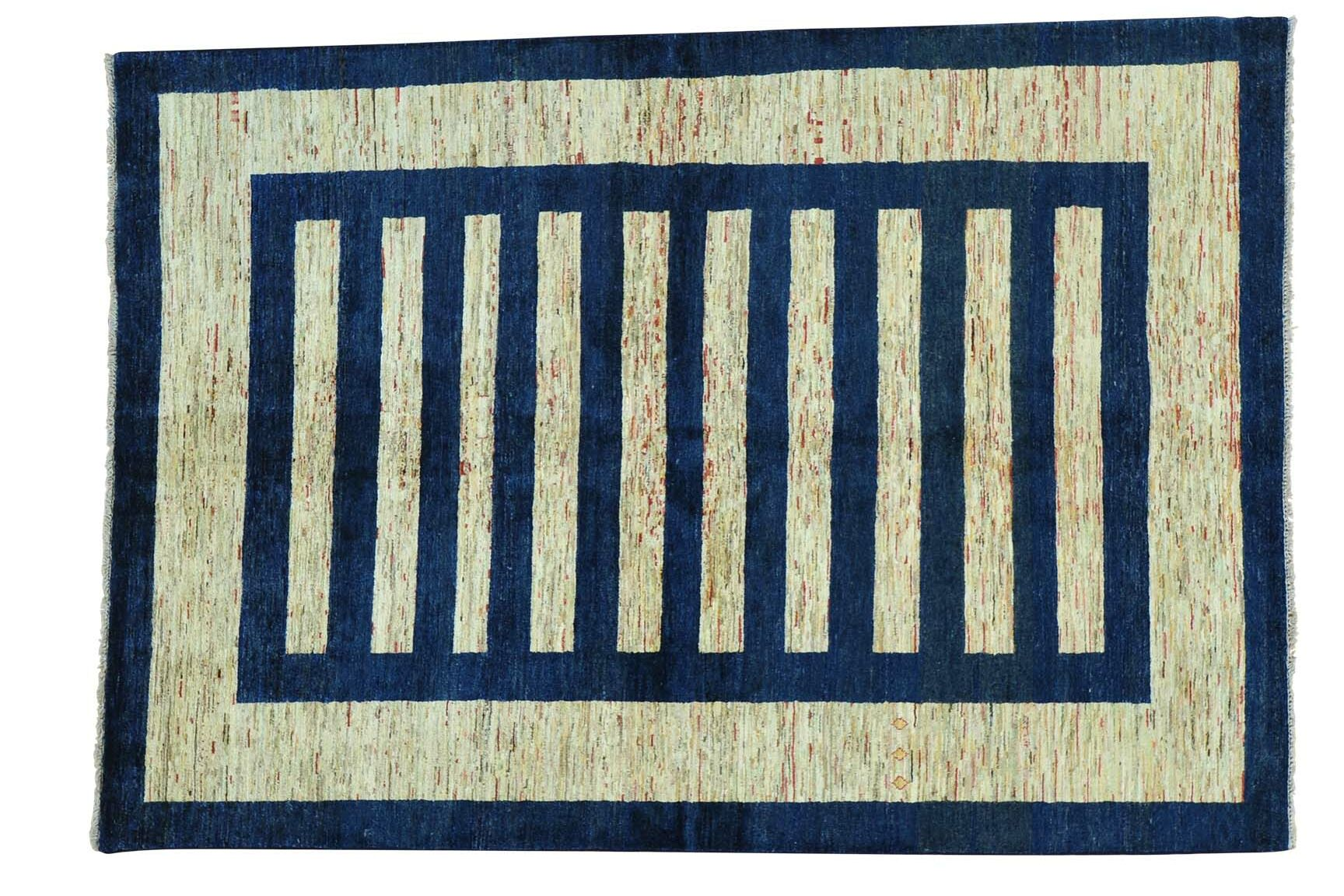 One-of-a-Kind Woodrum Oriental Hand-Knotted Area Rug