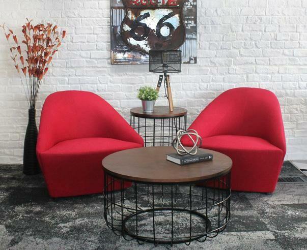 Helsel 2 Piece Coffee Table Set