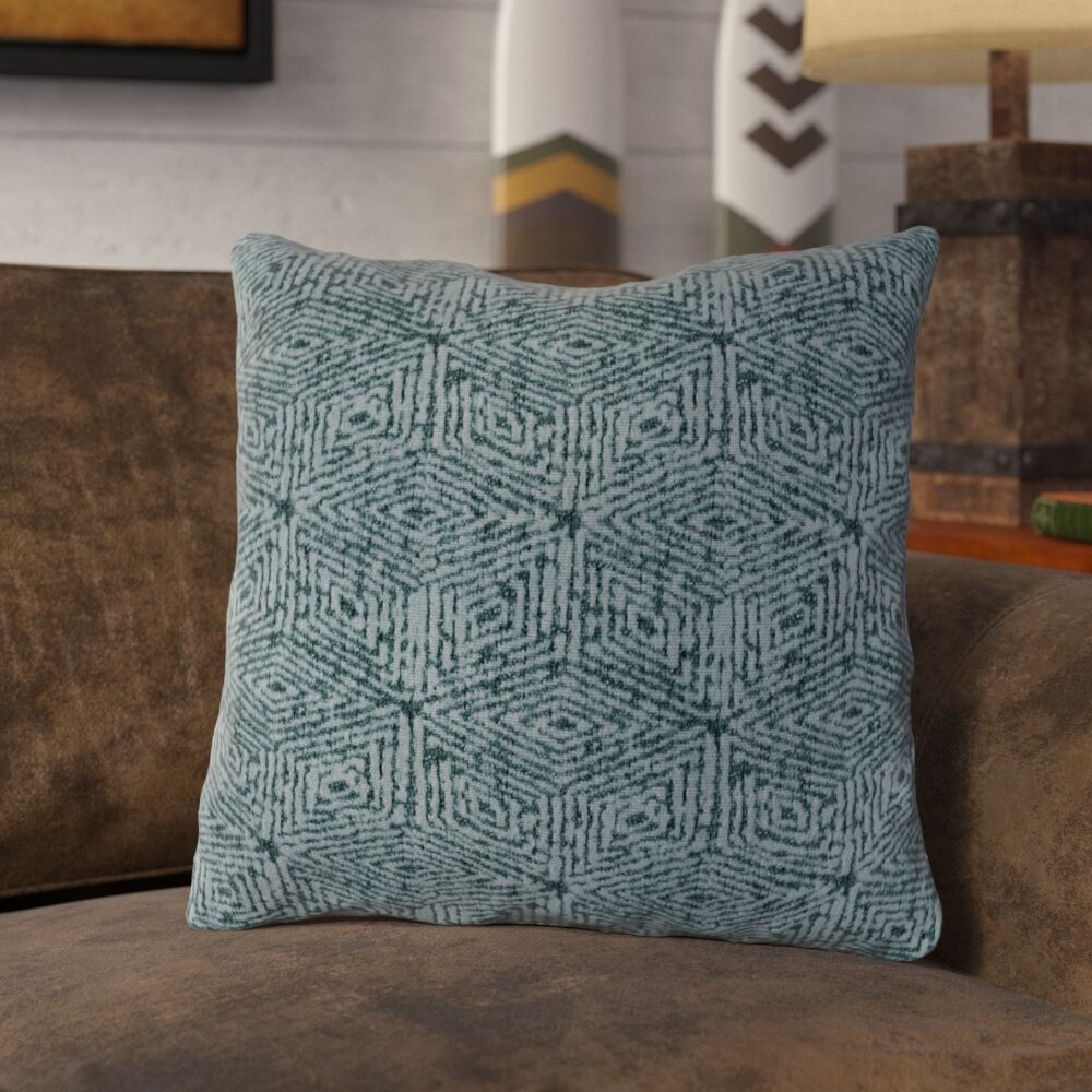 Maney Indoor/Outdoor Throw Pillow