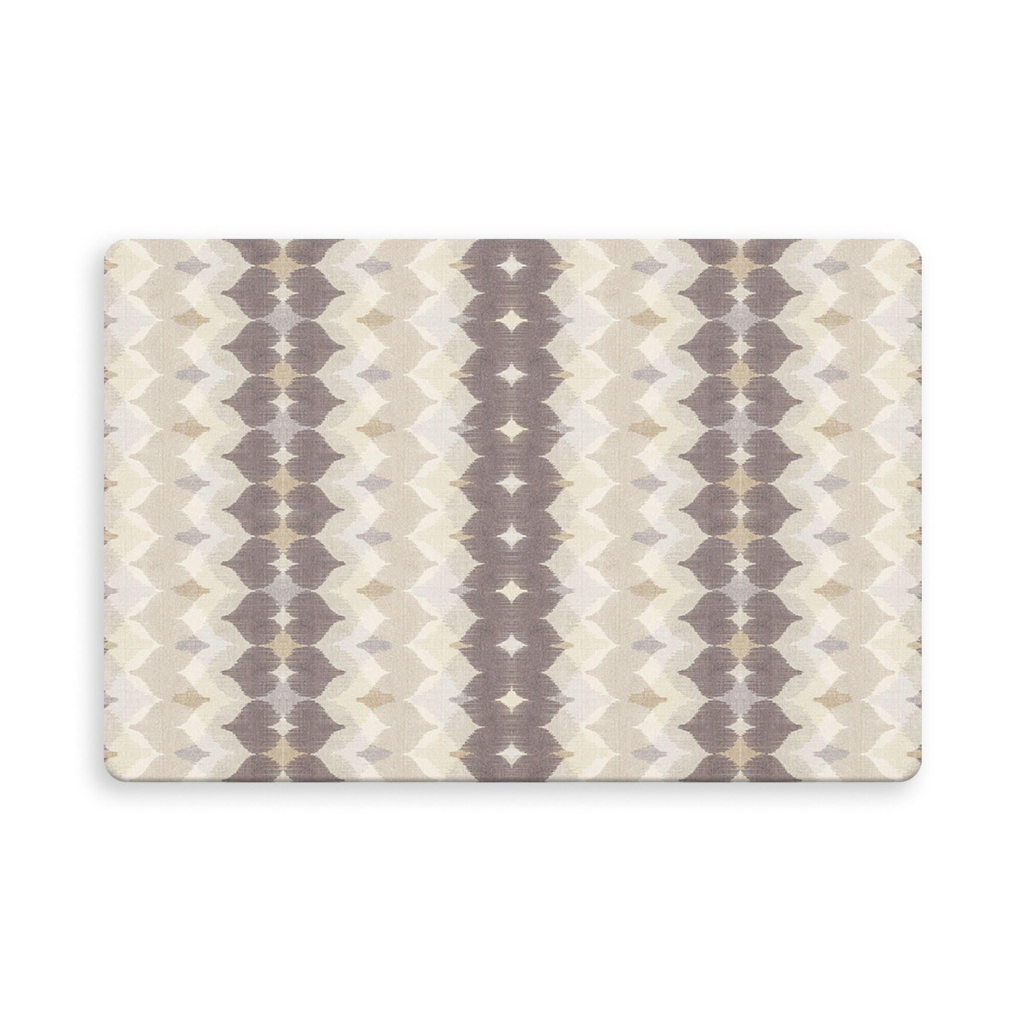 Hallock Chevron Motion Indoor/Outdoor Doormat Mat Size: Rectangle 2'6