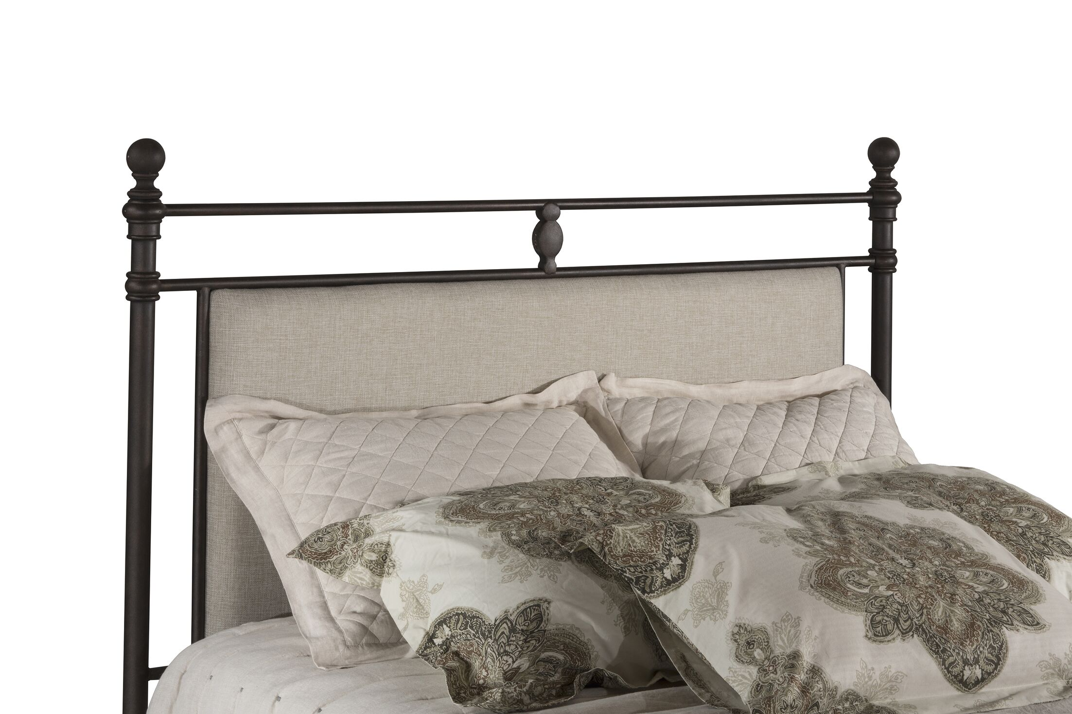 Colley-Critchlow Panel Headboard Size: King