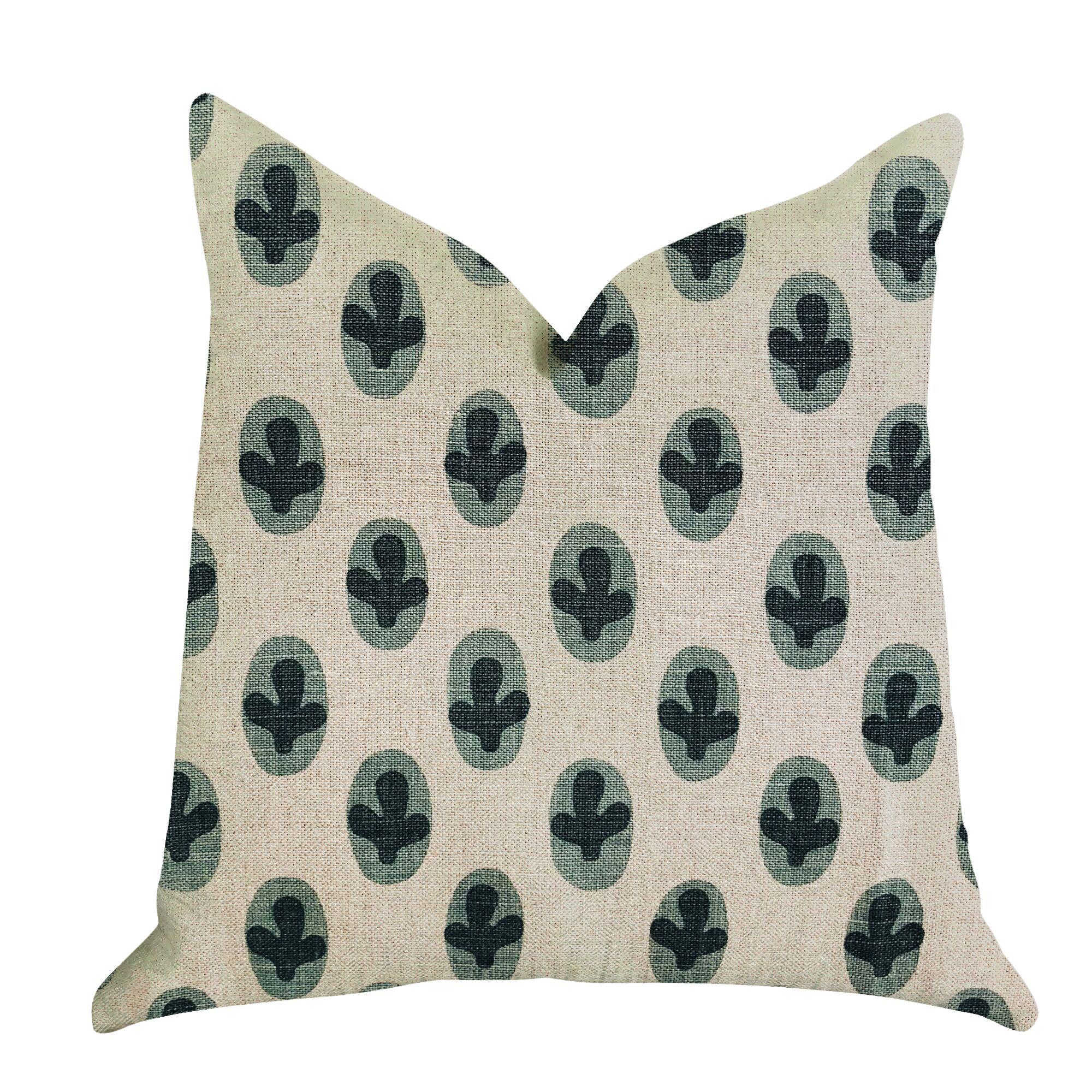 Delphia Pillow Size: 20