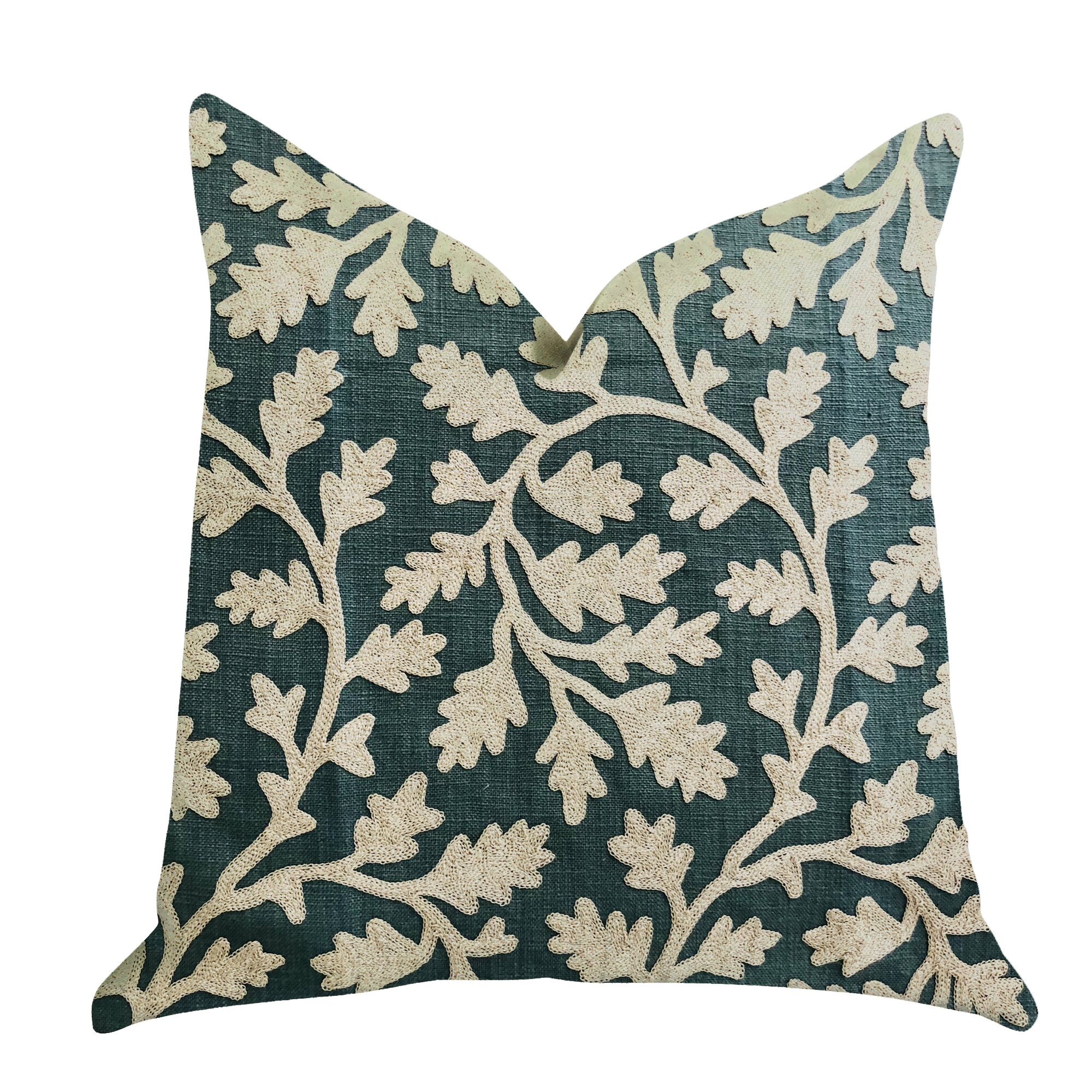 Freeland Figleaf Pillow Size: 18