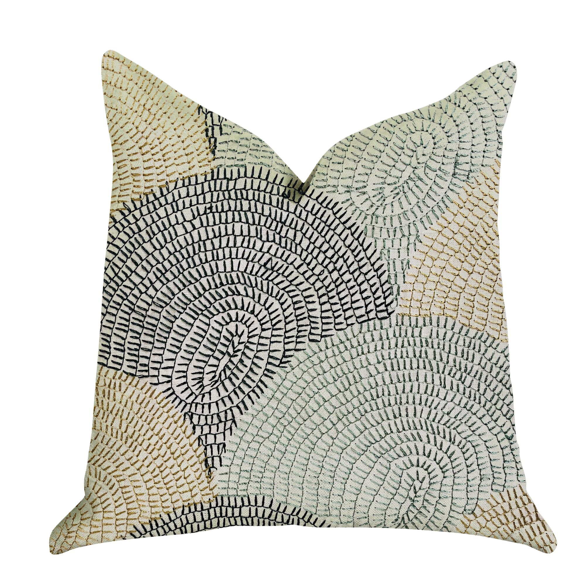 Easterly Luxury Pillow Size: 18