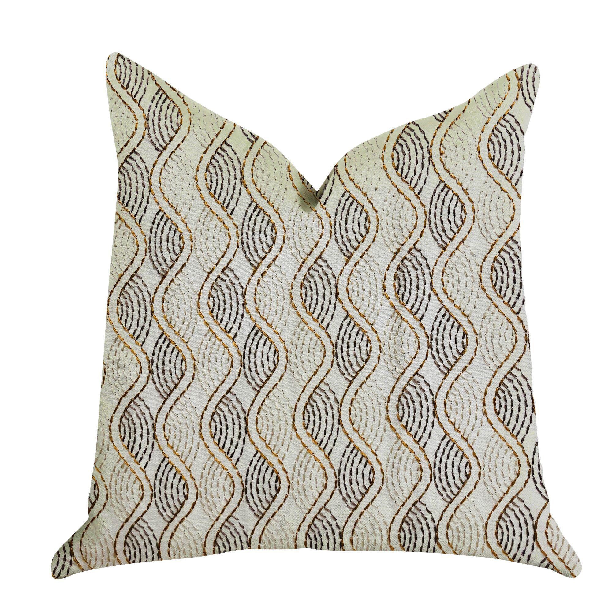 Mccrory Luxury Pillow Size: 16