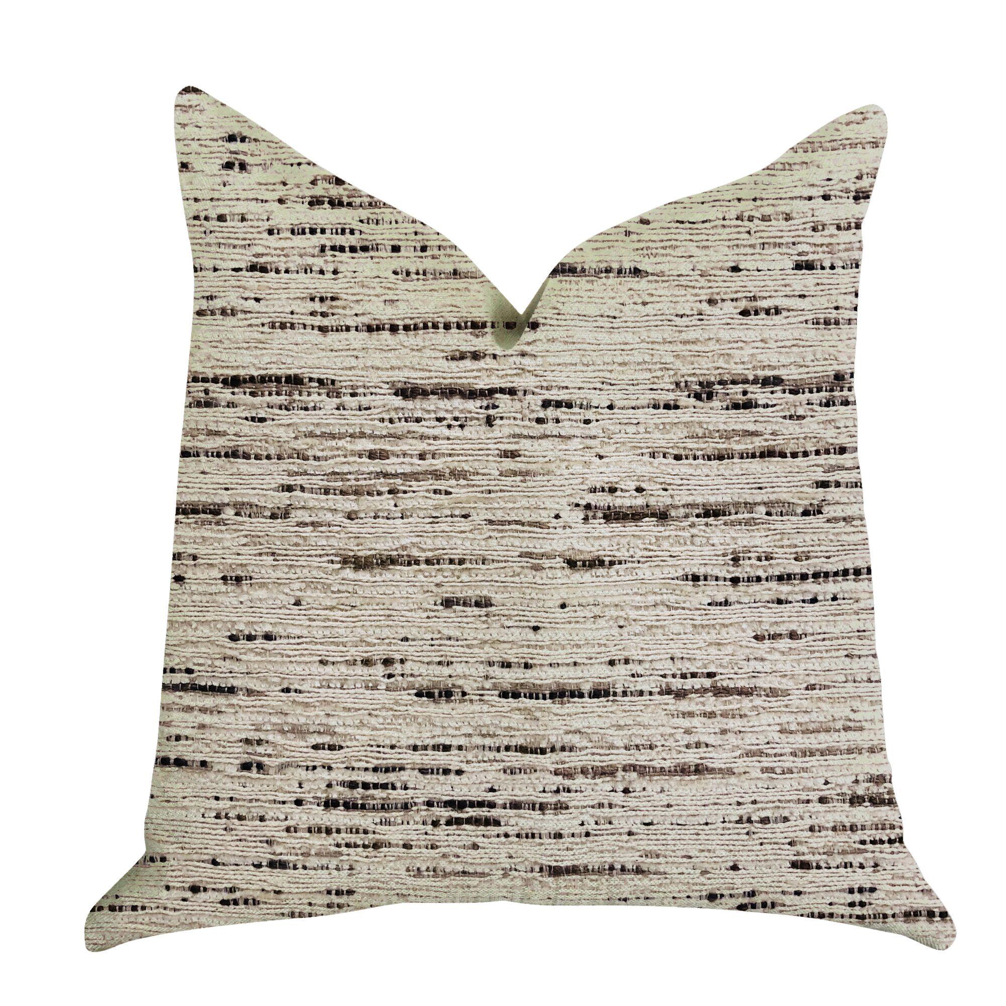 Delmont Luxury Pillow Size: 26