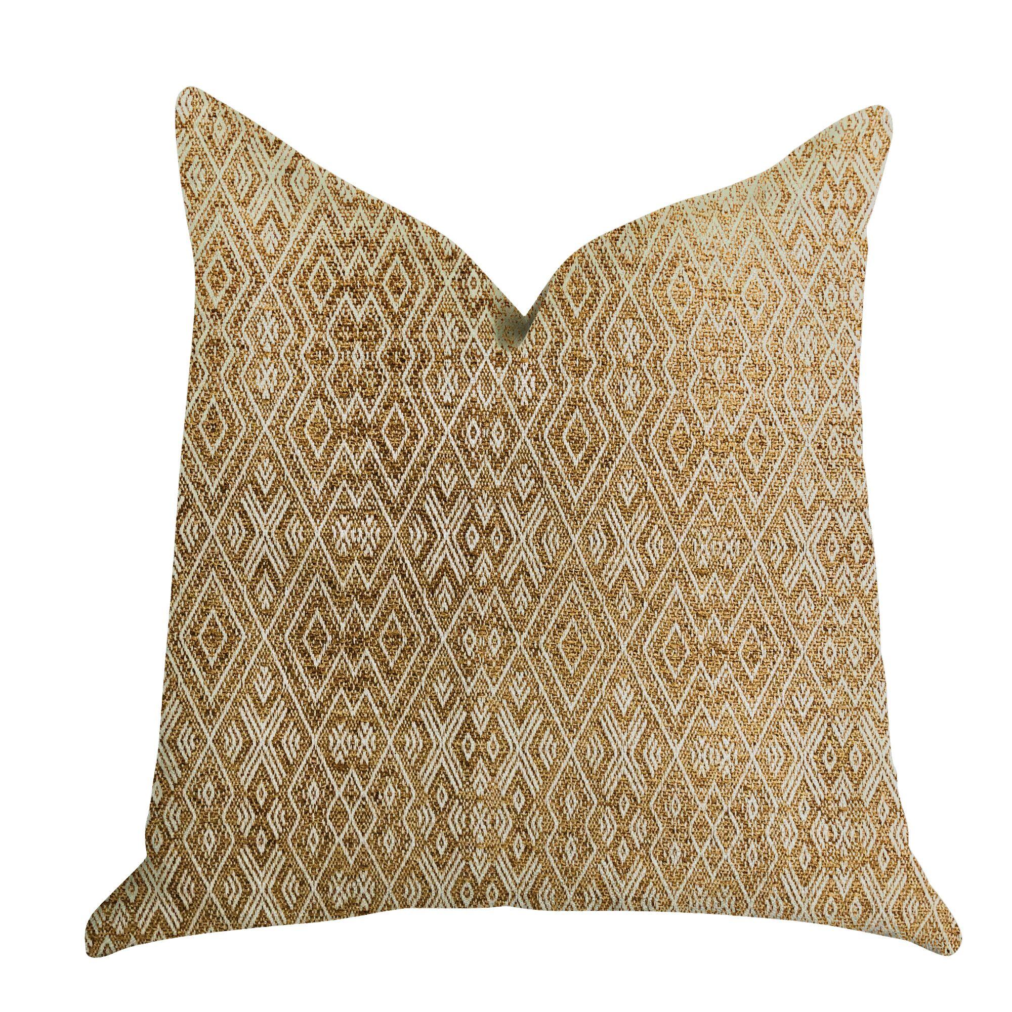 Demartini Gem Luxury Pillow Size: 12