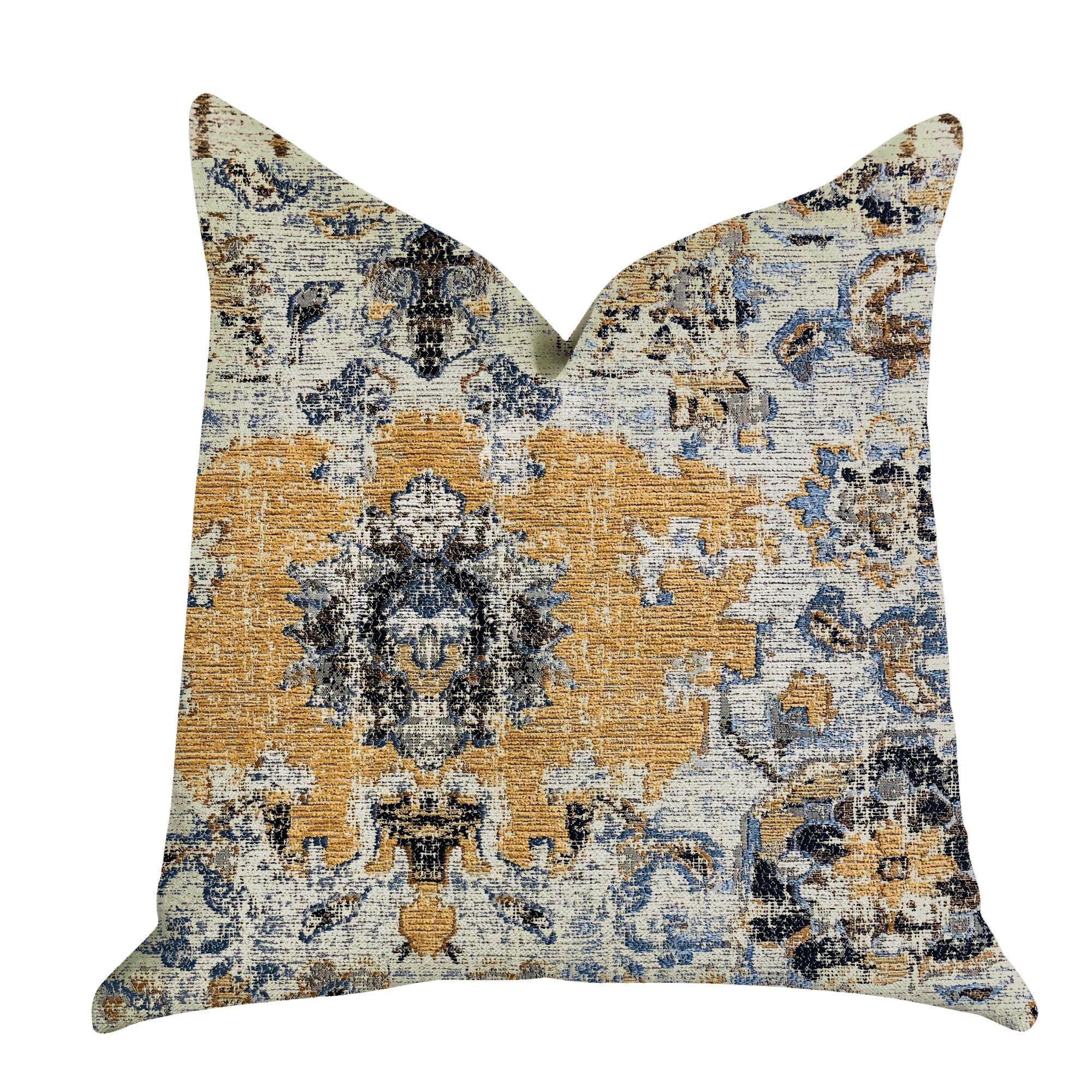 Reiff Luxury Pillow Size: 20