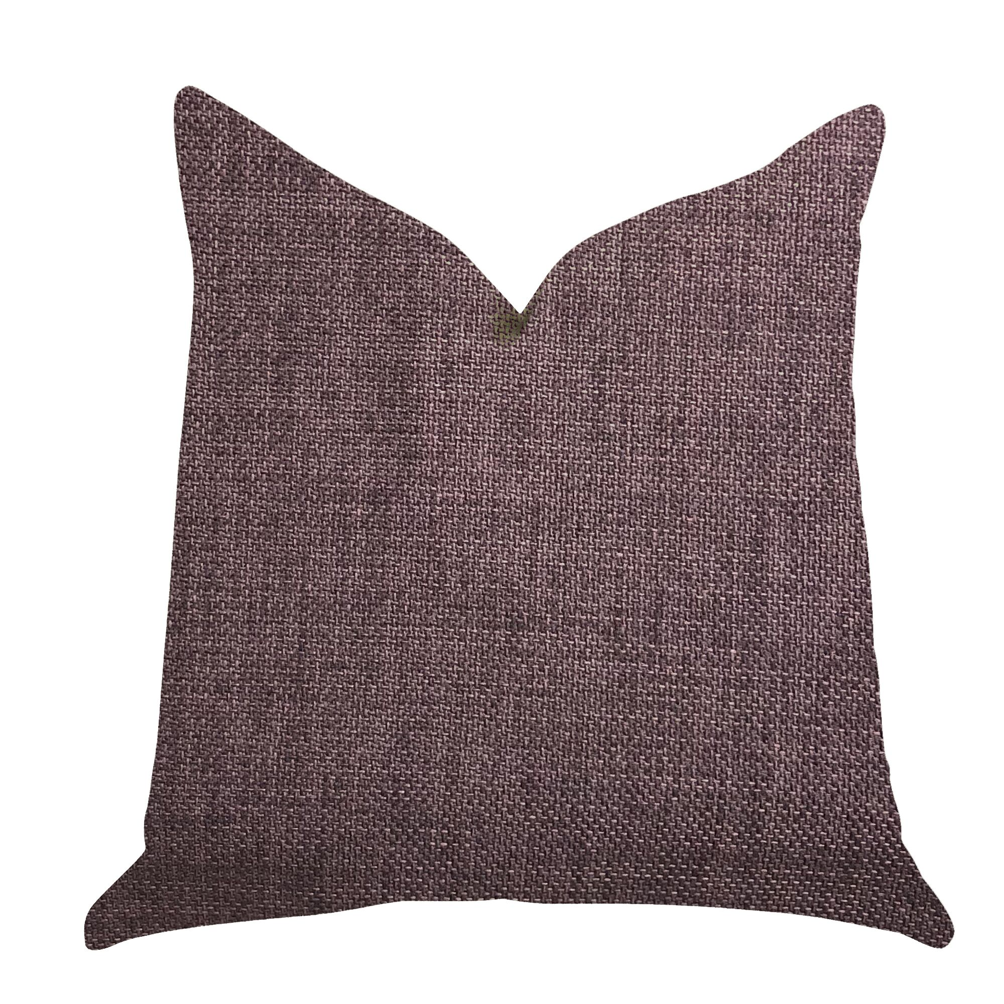 Fuqua Luxury Pillow Size: 24