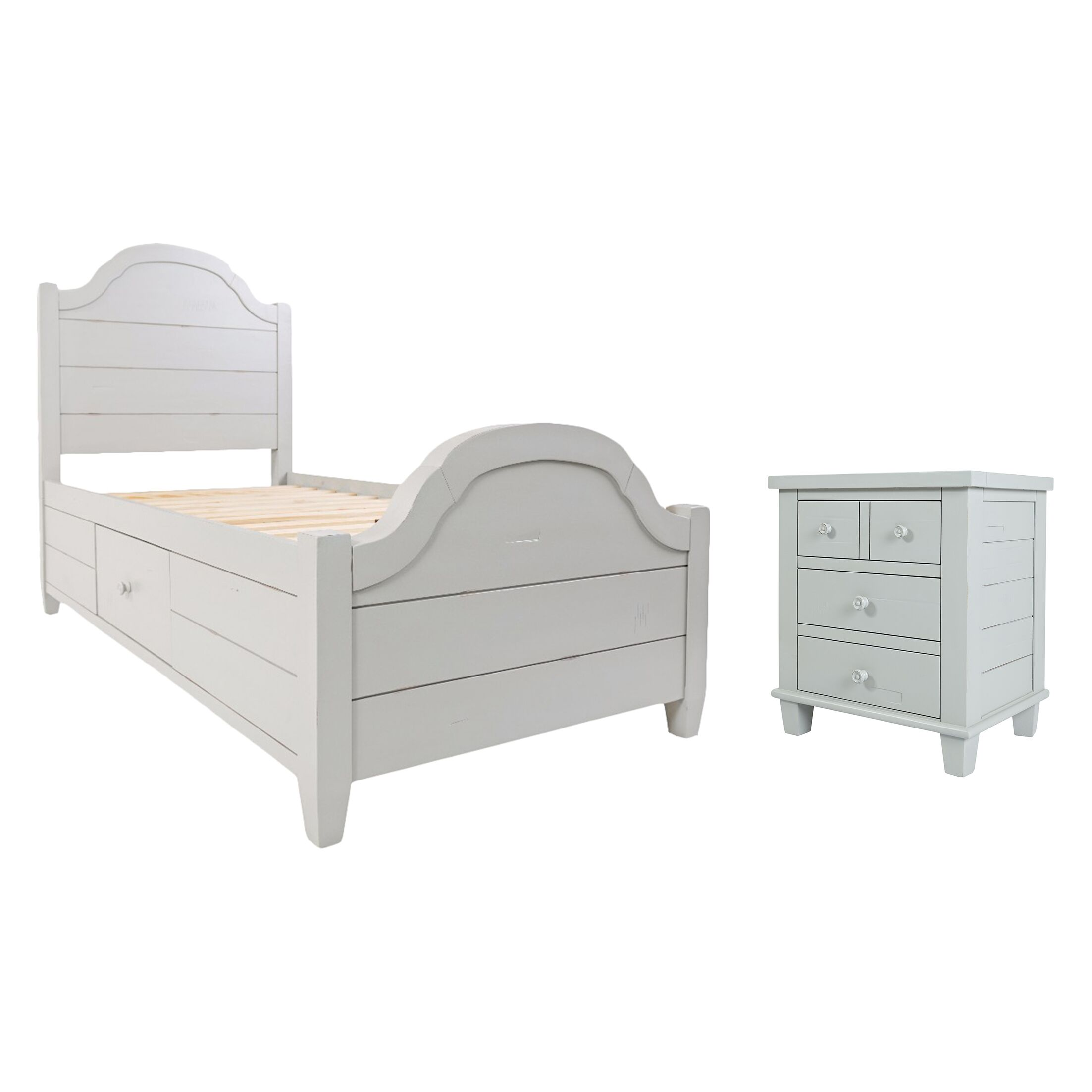 Ginns Configurable Bedroom Set